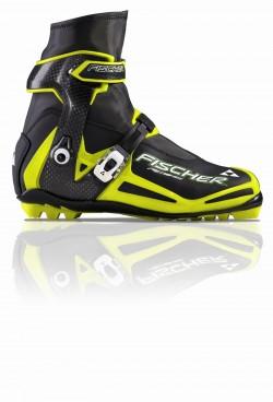 Malé umělecké dílo – i tak by se daly hodnotit boty na běžky (bruslení) RCS  Carbon lite značky Fischer. Nejsou to boty jen tak pro každého c4c7a8c6c3